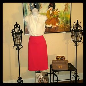 "Mossimo 24"" Pencil Skirt"